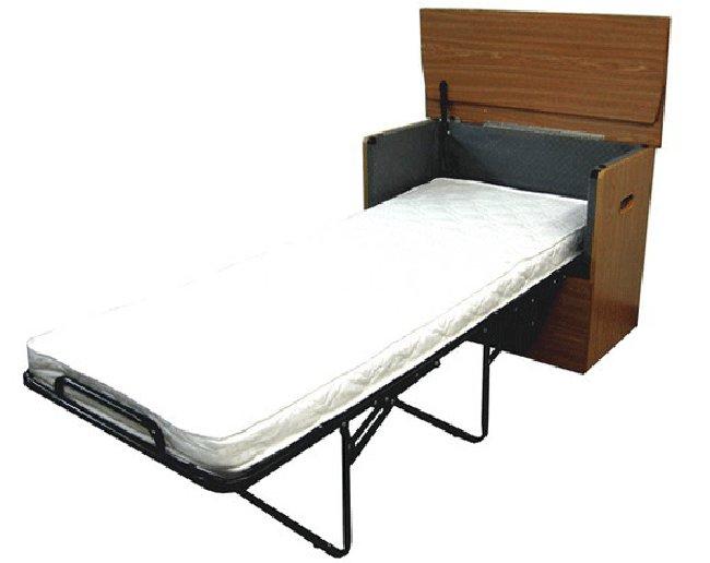 Кровать-раскладушка - мебель трансформер.