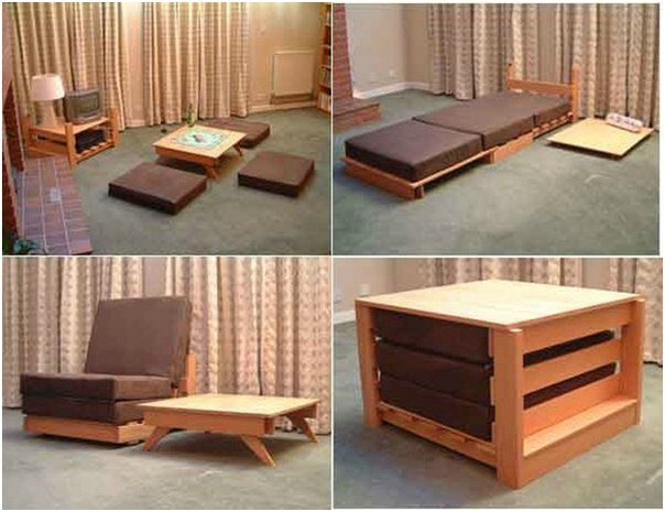 Современная мебель своими руками 82