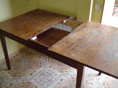 Для чего используют раздвижной стол, и почему это удобно - м.