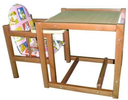 Детский стол - стул