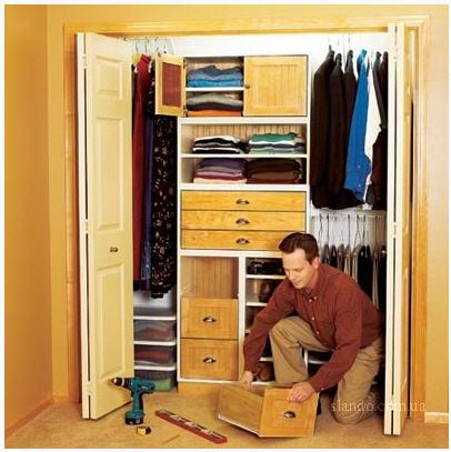 Шкафы ремонт
