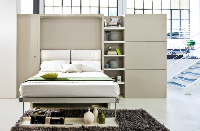 Кровать-диван трансформер двуспальная