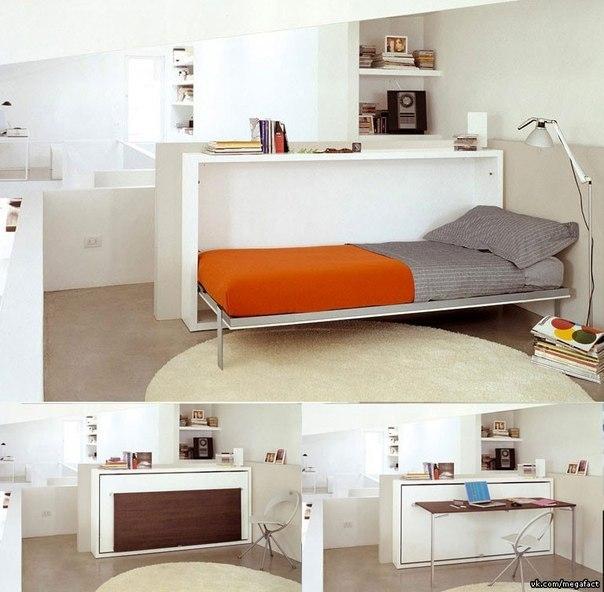 стол кровать мебель трансформер