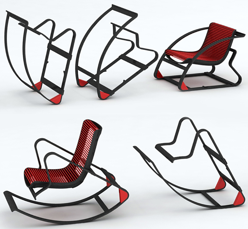 Плед для кресла