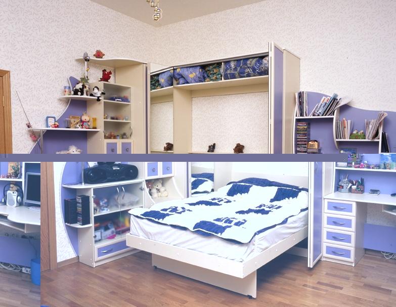 детская мебель трансформер на заказ в москве высокое качество и