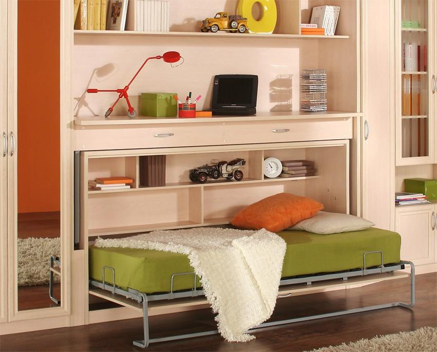 лучшая детская мебель трансформер стол кровать шкаф по доступной