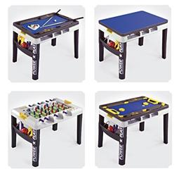 детский стол трансформер для игр 5 в 1