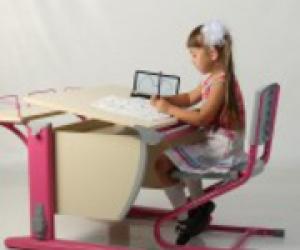 Детский стол трансформер
