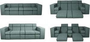Модульное кресло кровать трансформер
