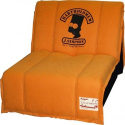 кресло кровать fusion a