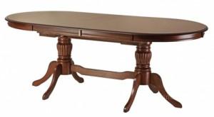 Деревянный стол обеденный раскладной