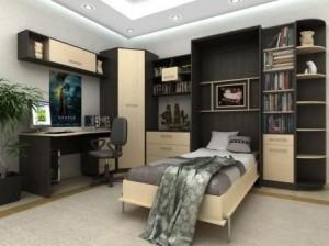 Шкаф кровать для детей