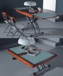 Журнально обеденный стол трансформер
