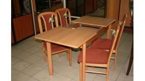 Стол обеденный раздвижной раскладной