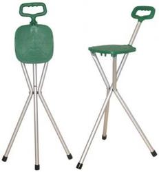 Складной стул трость