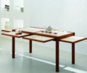 Кофейно-обеденный столик трансформер