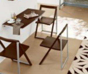откидной настенный столик