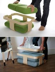 Окунемся в история появления мебели трансформера
