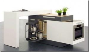 Кухня-трансформер
