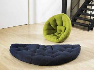 Трансформирующаяся мебель для маленьких комнат