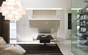 Встроенная мебель трансформер
