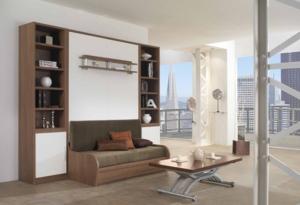 Шкаф-трансформер - многофункциональная мебель