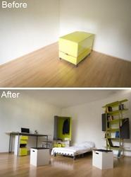 Чудо-коробка. Креативная мебель трансформер Casulo