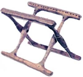Египетские складные стулья
