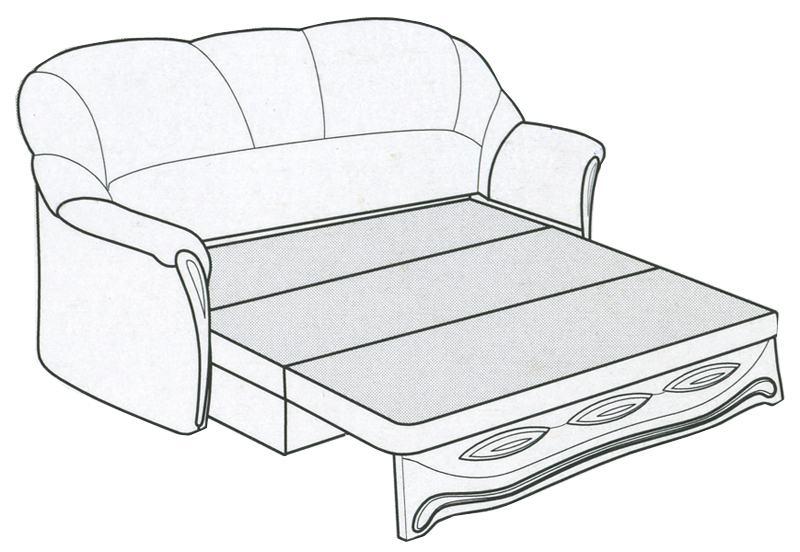 Выкатной диван своими руками фото