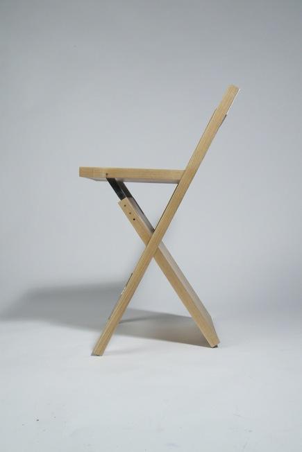 Складной деревянный стул своими руками - Самодельные
