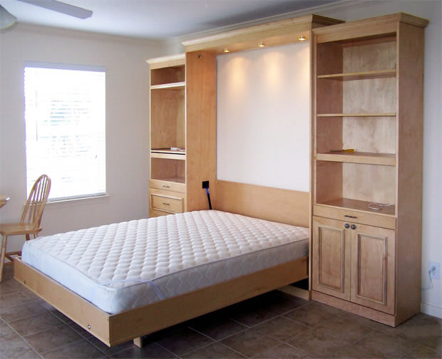 wall bed ideas image credit bestmebels - Murphy Bed Design Ideas